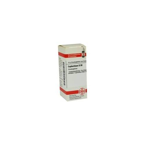 DHU-ARZNEIMITTEL Euphorbium D 30 Globuli 10 g