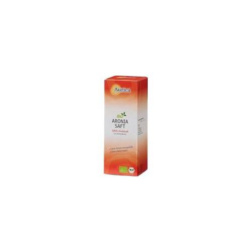 Aurica Aronia 100% Direktsaft Bio 500 ml