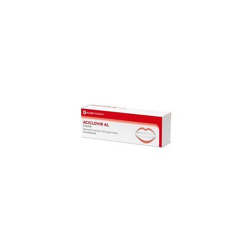 Aliud Aciclovir AL Creme 2 g