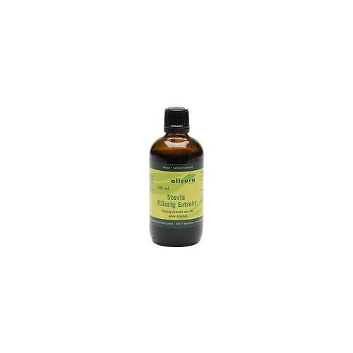 Allcura Stevia Flüssig Extrakt 100 ml