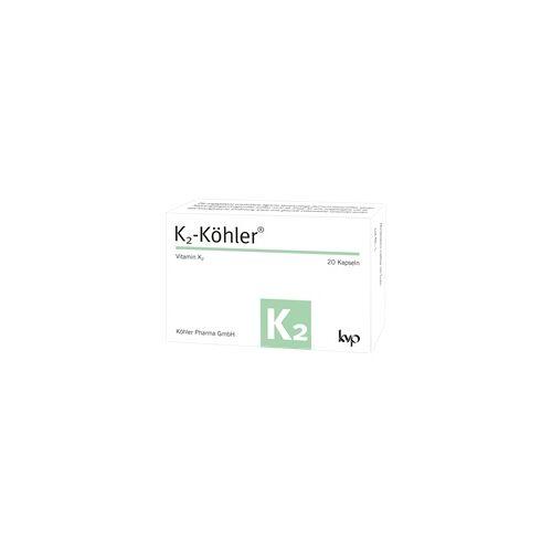 Köhler Pharma GmbH K2-Köhler Kapseln 20 St