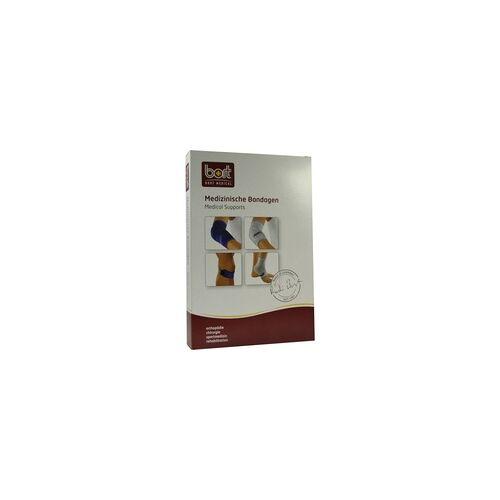 Bort KubiTal Ellenbogen-Polster-Bandage XL blau 1 St