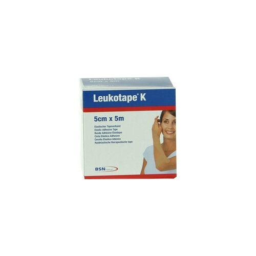 BSN MEDICAL GMBH Leukotape K 5 cm hautfarben 1 St