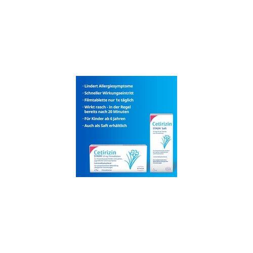 STADA Cetirizin Stada Saft 10 mg/10 ml 150 ml