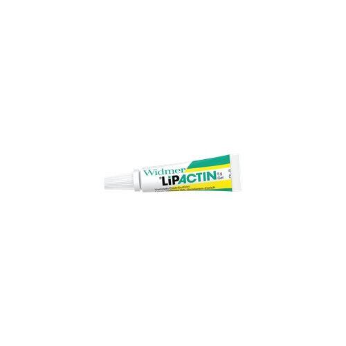Louis Widmer Widmer Lipactin Gel 3 g