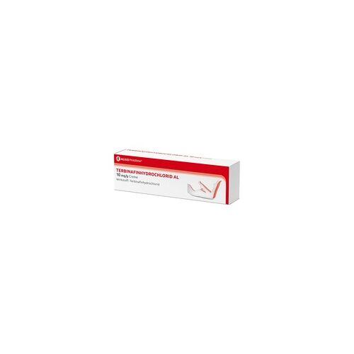 Aliud Terbinafinhydrochlorid AL 10 mg/g Creme 15 g