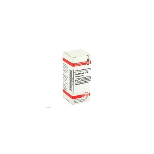 DHU-ARZNEIMITTEL Cortisonum D 30 Globuli 10 g