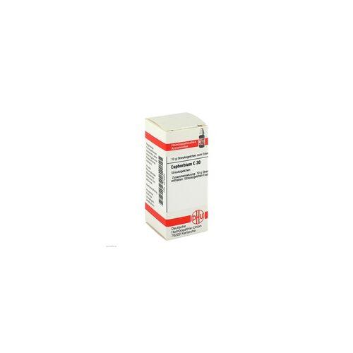 DHU-ARZNEIMITTEL Euphorbium C 30 Globuli 10 g