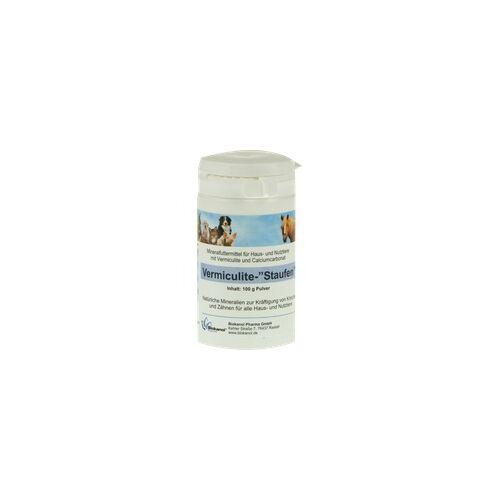 Biokanol Pharma Vermiculite Staufen Pulver vet. 100 g