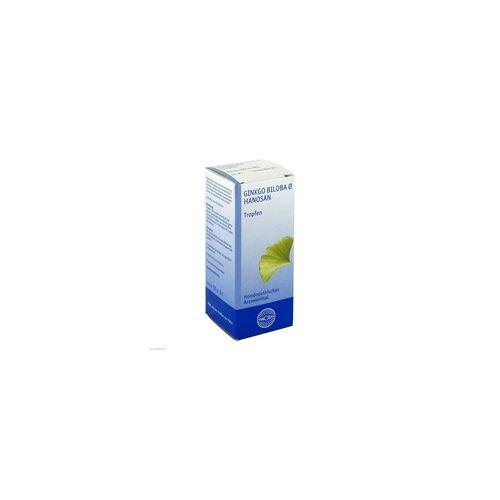 Hanosan Ginkgo Biloba Urtinktur 50 ml