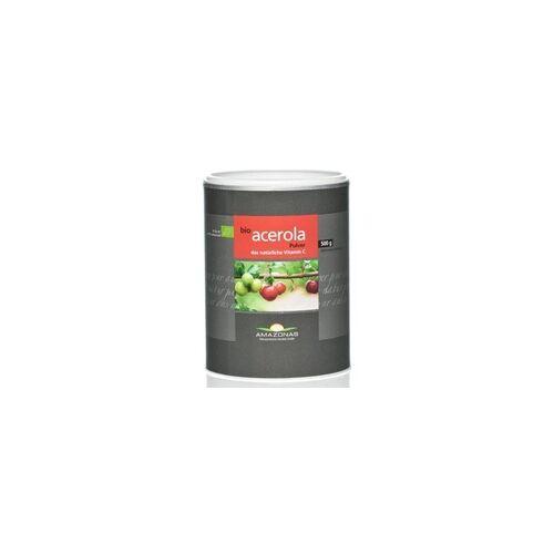 Amazonas Acerola 100% Bio Pur nat.Vit.C Pulver 500 g