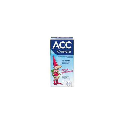 Hexal ACC Kindersaft 100 ml
