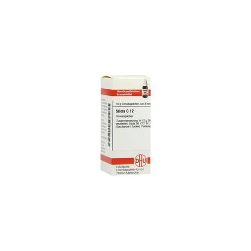 DHU-ARZNEIMITTEL Sticta C 12 Globuli 10 g