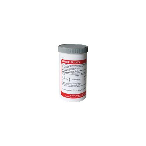 Köhler Pharma GmbH Kohle pulvis Pulver 10 g