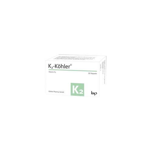 Köhler Pharma GmbH K2-Köhler Kapseln 60 St