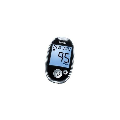 Beurer Gl44 Blutzuckermessgerät mg/dl 1 St