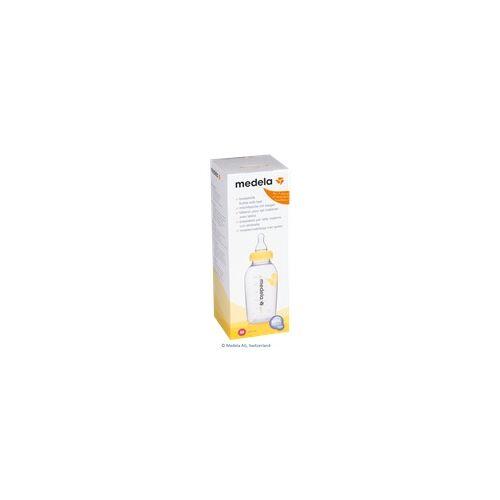 Medela Milchflasche 250 ml m.Sauger Gr.M 1 St
