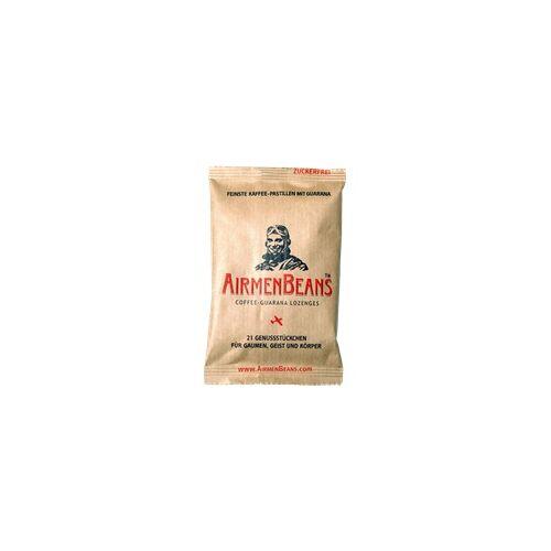 Airmenbeans Bruta Airmenbeans feinste Kaffee Pastillen m.Guarana 21 St