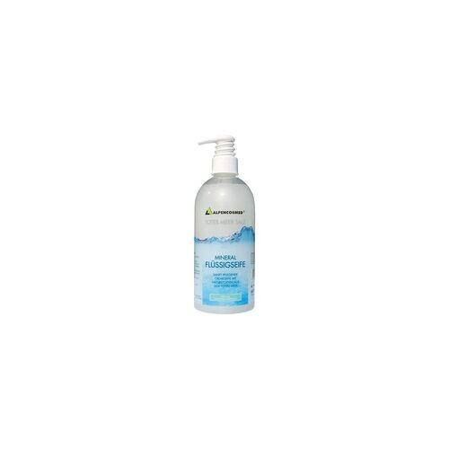 AZETT GmbH & Co.KG Alpencosmed Totes Meer Salz Mineral Fl.-Seife 500 ml