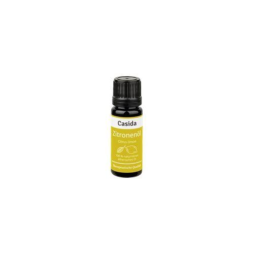 Casida GmbH & Co. KG Zitronenöl naturrein ätherisch 10 ml