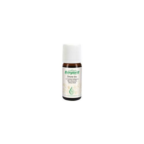 Bergland Pharma Zitronenöl Bio 10 ml