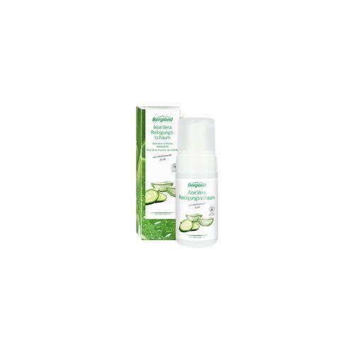 Bergland Pharma Aloe Vera Reinigungsschaum 100 ml