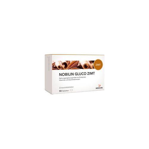 Medicom Pharma Nobilin Gluco Zimt Tabletten 90 St