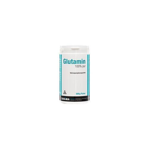 Endima Glutamin 100% Pur Pulver 500 g