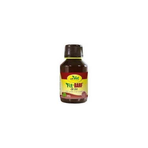 cdVet Fit-Barf Öl D3 vet. 100 ml