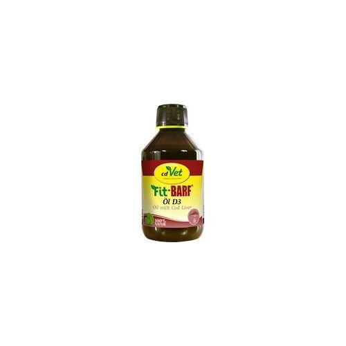 cdVet Fit-Barf Öl D3 vet. 250 ml