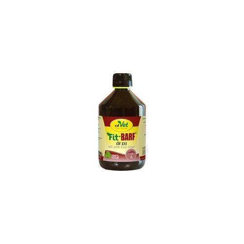 cdVet Fit-Barf Öl D3 vet. 500 ml