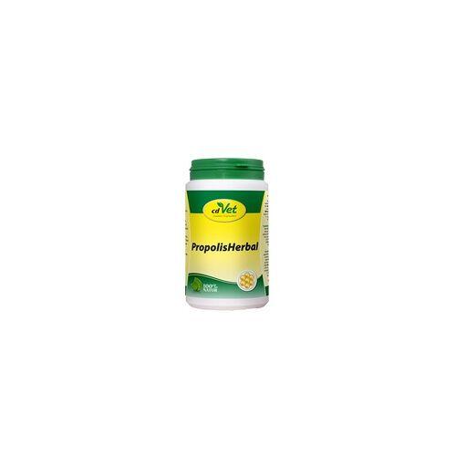 cdVet Propolis Herbal Pulver vet. 190 g