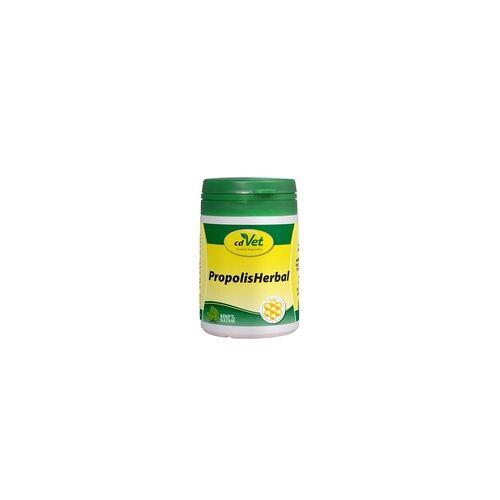 cdVet Propolis Herbal Pulver vet. 45 g