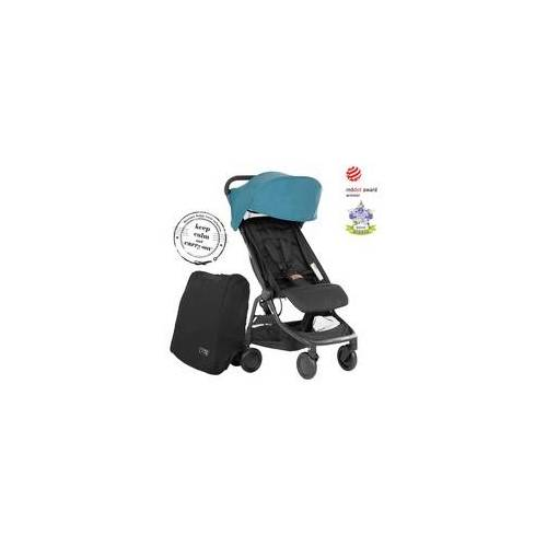 Mountain Buggy Nano V3 2020 Reisebuggy, Farbe: cyber