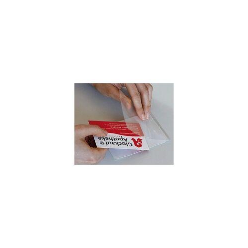 LMG 100 LMG Kaltlaminierfolien glänzend für Kreditkartenformat cm