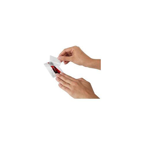 RENZ 100 RENZ Laminierfolien glänzend für Kreditkartenformat