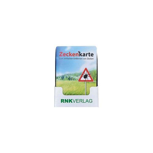 RNK-Verlag Zeckenkarte mit Lupe