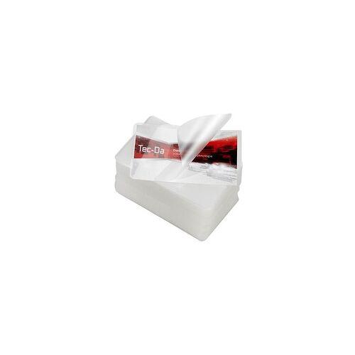 GBC 100 GBC Laminierfolien glänzend für Kreditkartenformat