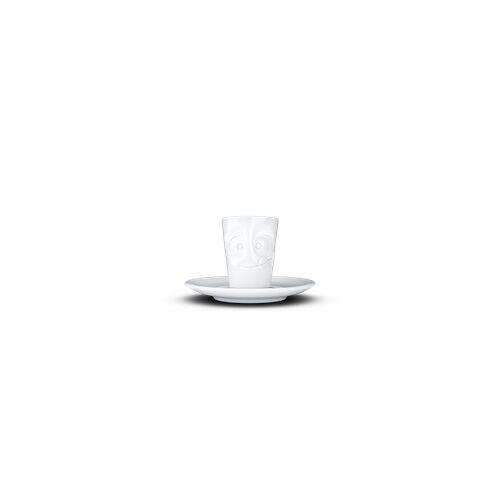fiftyeight Espresso Mug Lecker weiß