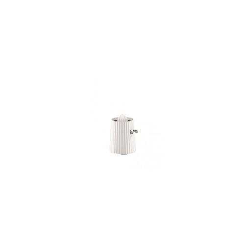 Alessi Elektrische Zitruspresse Plissé weiß