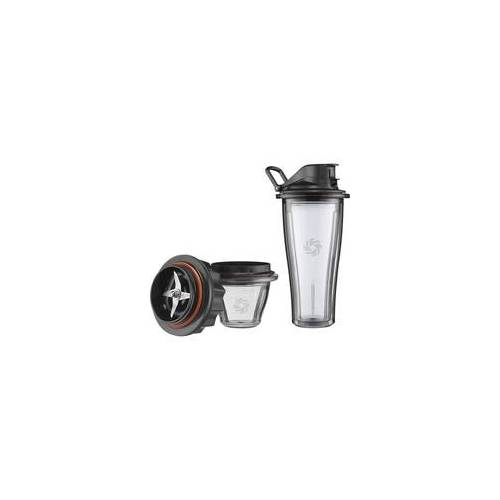 Vitamix Ascent Starter-Kit 0,6L Mix&Go Behälter und 225ml Behälter und Klinge...