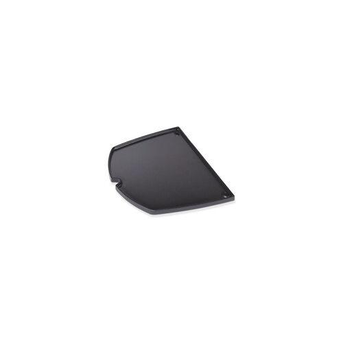 Weber Gusseiserne Grillplatte für Q1000/Q1200/Q1400