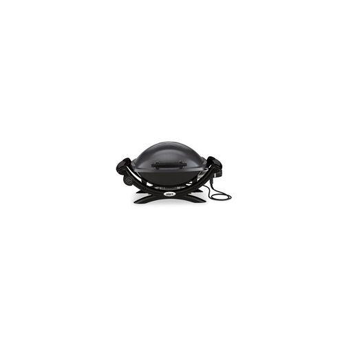 Weber Q1400 dark grey Elektrogrill