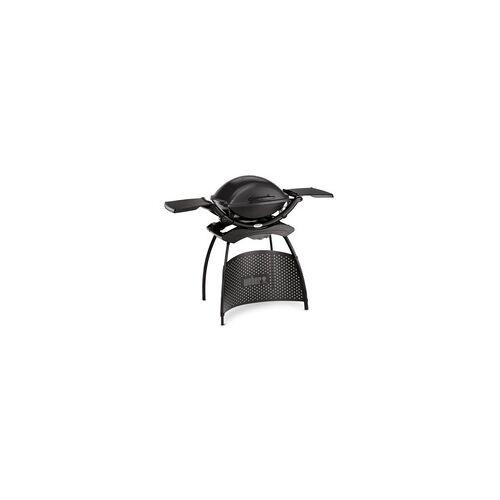 Weber Q2400 Stand dark grey Elektrogrill