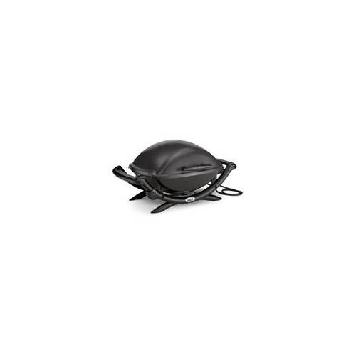 Weber Q2400 dark grey Elektrogrill
