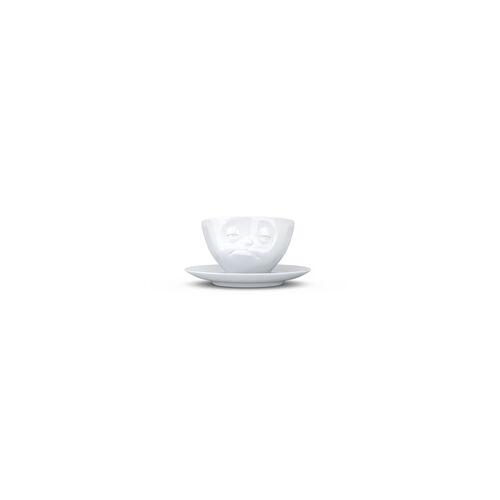 fiftyeight Kaffeetasse Verpennt weiß