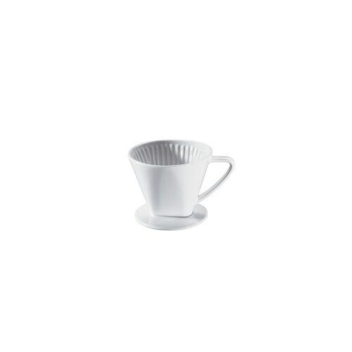 Cilio Kaffeefilter Größe 2 weiß
