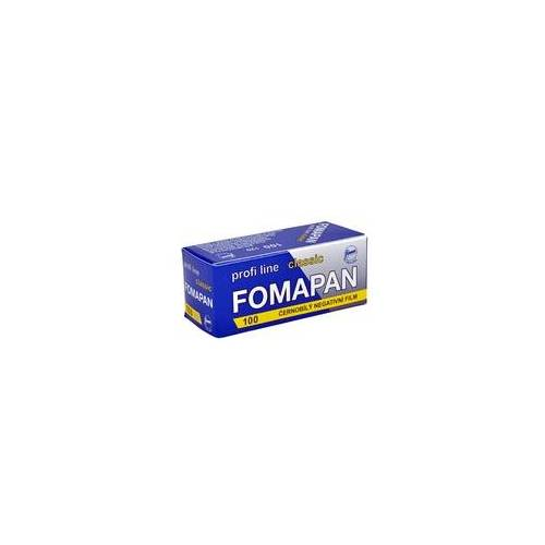 FOMA Fomapan 100 Classic Rollfilm 120 ISO 100/21