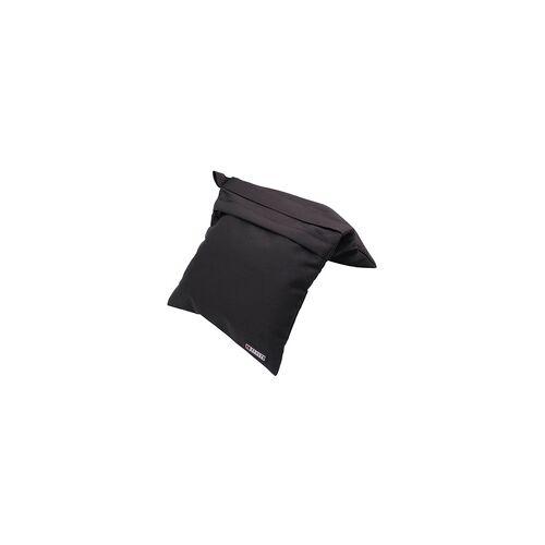 CARUBA Sandsack (doppelt) für Studiostativ - schwarz