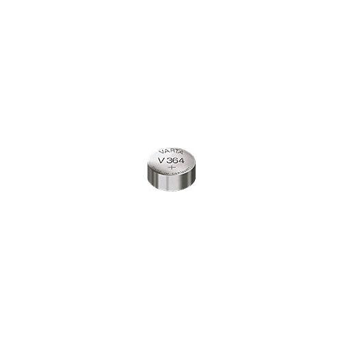 Varta V364 Uhrenbatterie 1.55 V/20 mAh Silberoxid